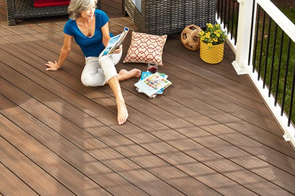Diferencias entre decks de madera y decks wpc